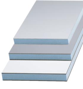 Alustrong® panneaux de remplissage aluminium isolants