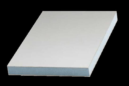 Pan pvc Pan stratifié Panneaux de remplissage PVC isolants