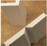 Akra®tex-Akra®cel, plaques en PVC expansé 2 faces blanches