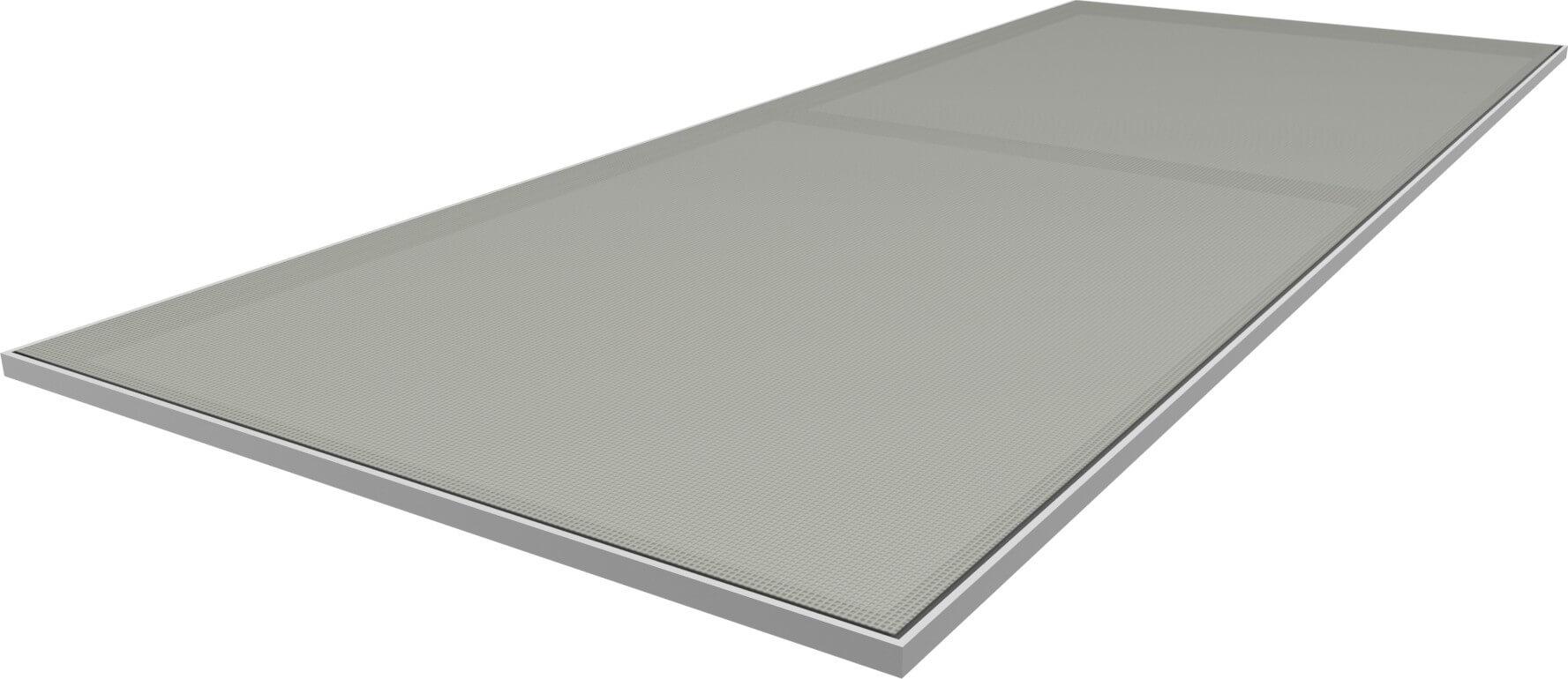 Renophon Système de sur-toiture avec toile technique