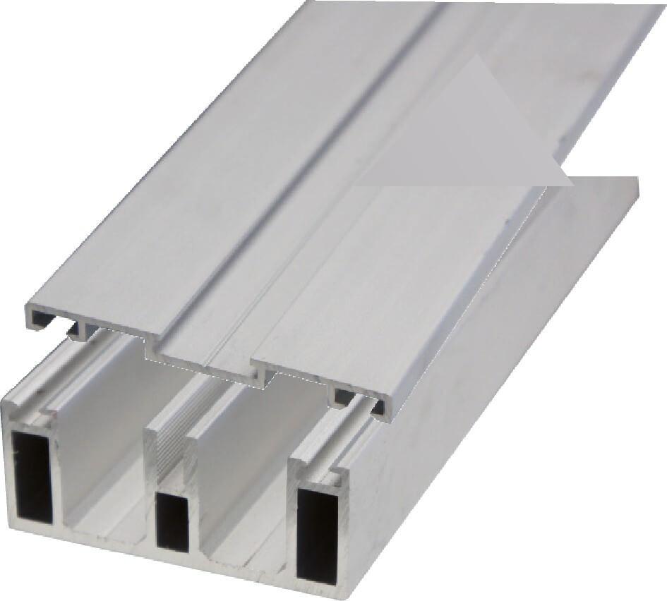Sun Top, Profils aluminium polyvalents non porteurs