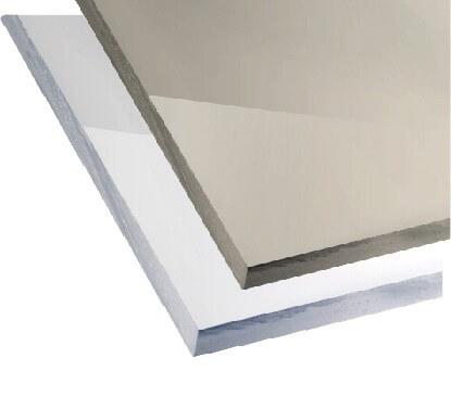 Akra®glas, plaques en acrylique coulé et extrudé